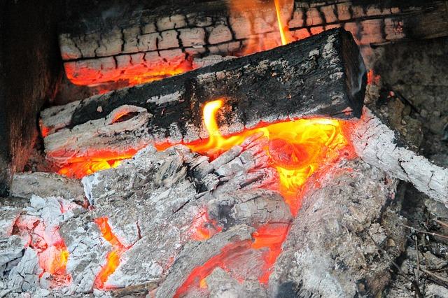 ξερά ξύλα πεύκο